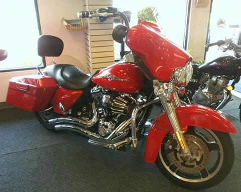 2010 Harley-Davidson Street Glide® in Barrington, New Hampshire