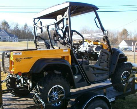 2015 Cub Cadet Challenger 700 in Barrington, New Hampshire