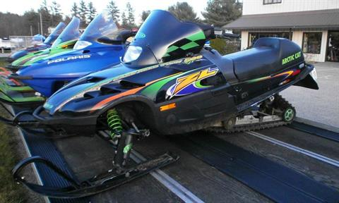 1999 Arctic Cat ZL 500 in Barrington, New Hampshire