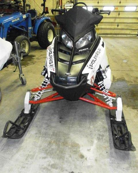 2012 Polaris 800 RMK® Assault 155 Powder SC in Barrington, New Hampshire