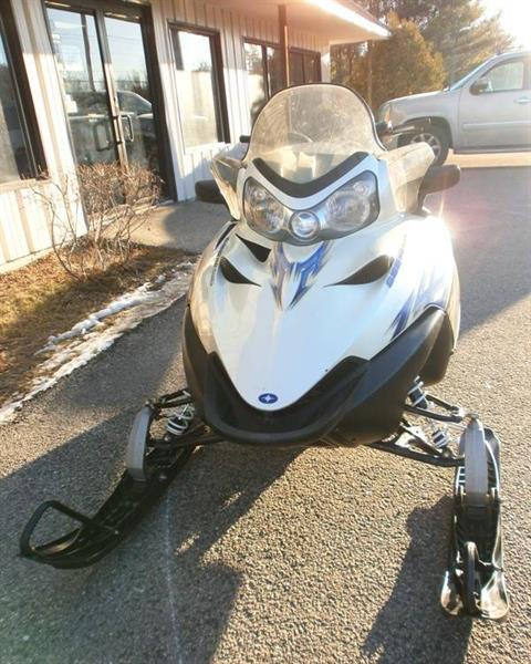 2007 Polaris 600 HO IQ LX CFI in Barrington, New Hampshire