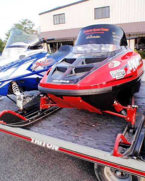 2000 Polaris Indy 500 XC SP 45th Anniversary Edition in Barrington, New Hampshire