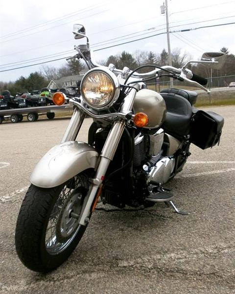 2007 Kawasaki Vulcan® 900 Classic in Barrington, New Hampshire