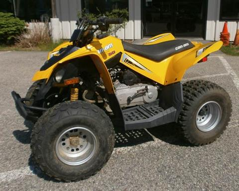 2008 Can-Am DS 90™ in Barrington, New Hampshire