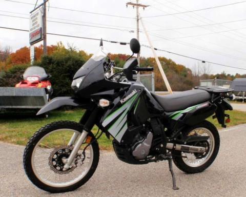 2009 Kawasaki KLR™650 in Barrington, New Hampshire