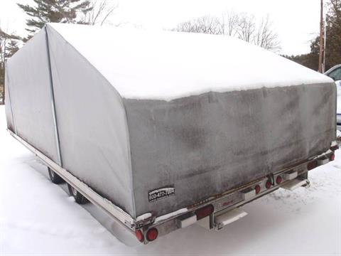 1997 Triton Trailers Elite 4-Place Trailer in Barrington, New Hampshire