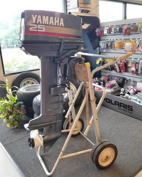 Yamaha 25MLH in Barrington, New Hampshire - Photo 3