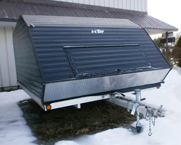 2011 Triton Trailers ELITE10-101 in Barrington, New Hampshire