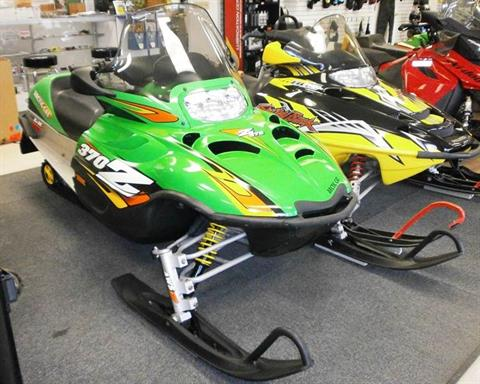 2005 Arctic Cat Z 370 LX in Barrington, New Hampshire