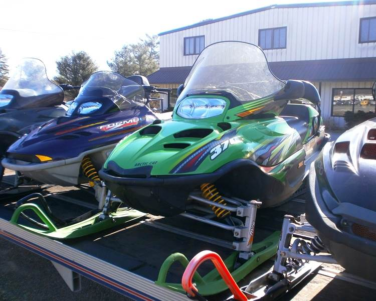 2004 Arctic Cat Z 370 LX in Barrington, New Hampshire - Photo 1