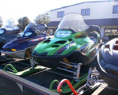 2004 Arctic Cat Z 370 LX in Barrington, New Hampshire