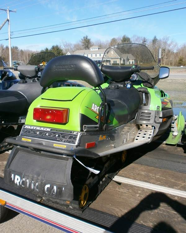 2004 Arctic Cat Z 370 LX in Barrington, New Hampshire - Photo 2