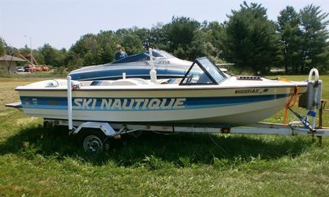 1984 Correct Craft Ski Nautique 2001 in Barrington, New Hampshire