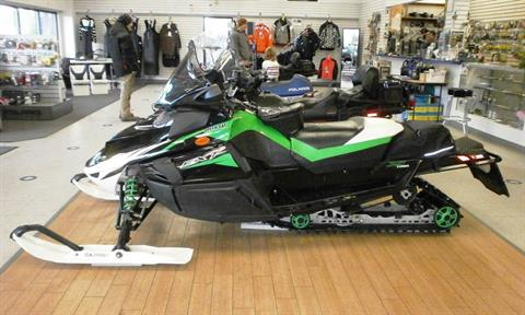 2011 Arctic Cat Z1™ Turbo EXT in Barrington, New Hampshire