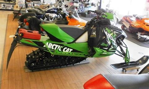 2014 Arctic Cat ZR 6000 R SX in Barrington, New Hampshire