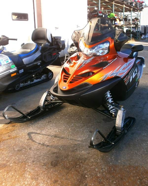 2007 Polaris FST IQ in Barrington, New Hampshire