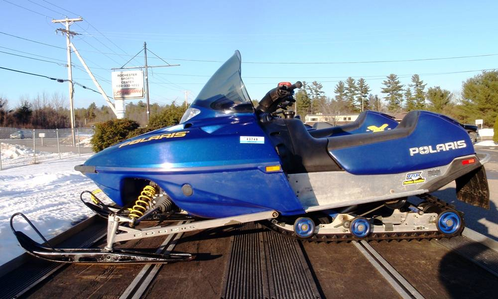 2003 Polaris Super Sport in Barrington, New Hampshire