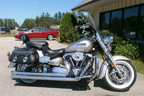 2005 Yamaha Road Star Silverado® in Barrington, New Hampshire