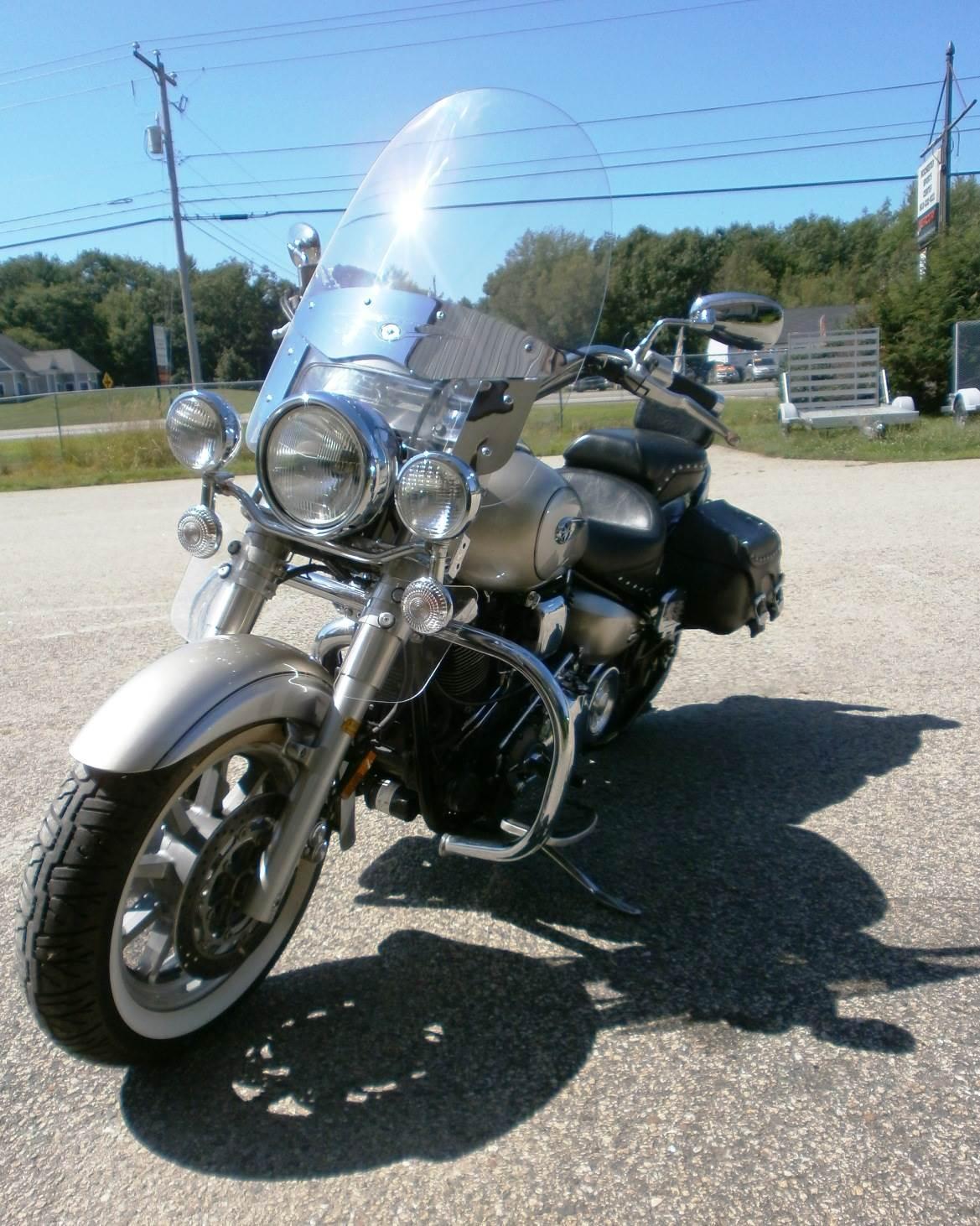 2005 Yamaha Road Star Silverado® in Barrington, New Hampshire