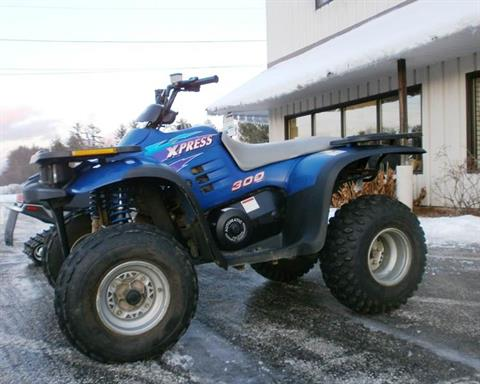1999 Polaris Xpress 300 in Barrington, New Hampshire