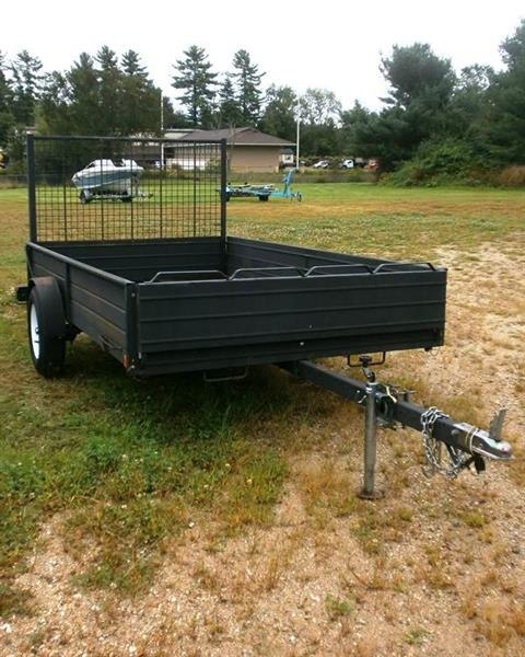 2003 Custom 10'x5.5' Trailer in Barrington, New Hampshire
