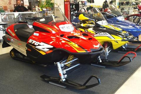 2005 Arctic Cat Z 570 in Barrington, New Hampshire