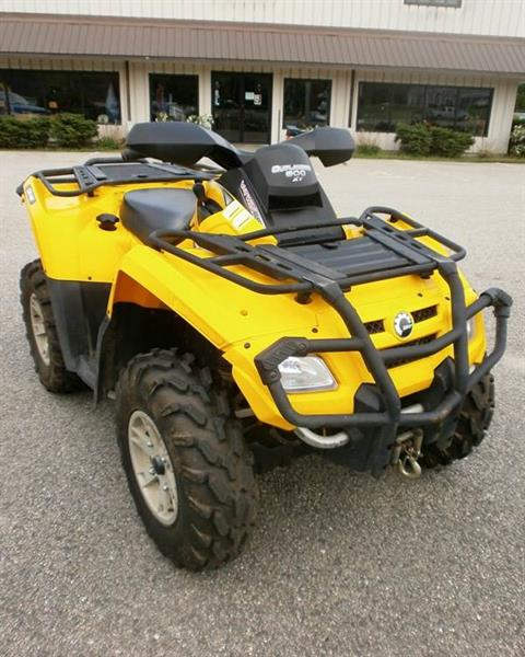 2007 Can-Am Outlander™ XT 800 H.O. EFI in Barrington, New Hampshire