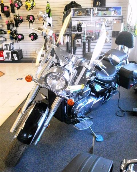 2009 Suzuki Boulevard C50T in Barrington, New Hampshire - Photo 2