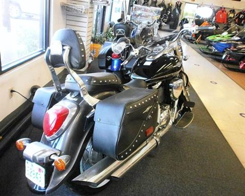 2009 Suzuki Boulevard C50T in Barrington, New Hampshire - Photo 3