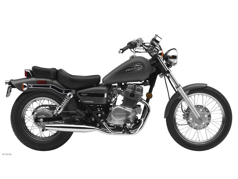 2012 Honda Rebel® in Hicksville, New York - Photo 1