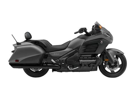 2015 Honda Gold Wing F6B® Deluxe in Hicksville, New York