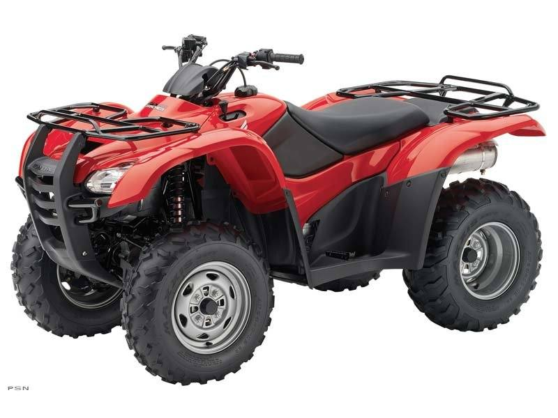 2011 Honda FourTrax® Rancher® 4x4 in Hicksville, New York - Photo 1
