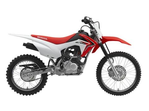 2015 Honda CRF125F in Hicksville, New York