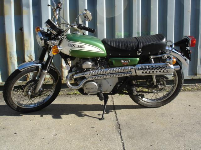1973 Honda CL175 in Hicksville, New York - Photo 1