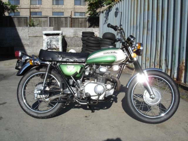 1973 Honda CL175 in Hicksville, New York - Photo 2