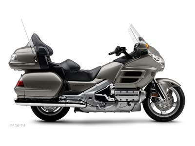 2006 Honda Gold Wing® Audio / Comfort in Hicksville, New York - Photo 1