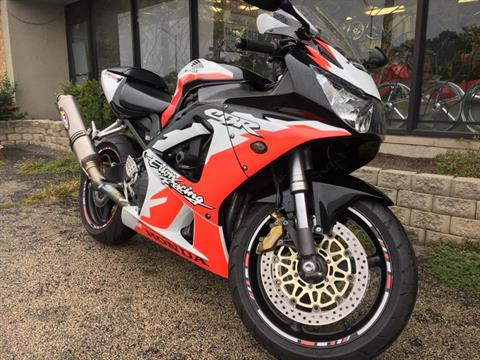 2001 Honda CBR929rr Erion Racing Edition in Northlake, Illinois