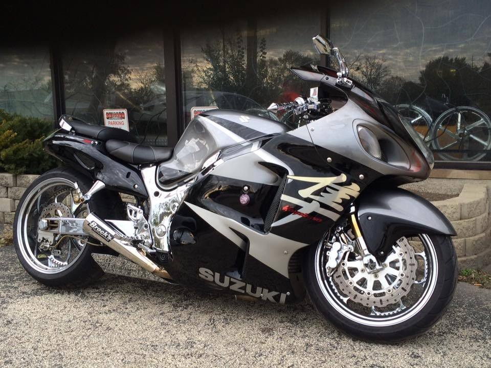 2005 Suzuki Hayabusa in Northlake, Illinois