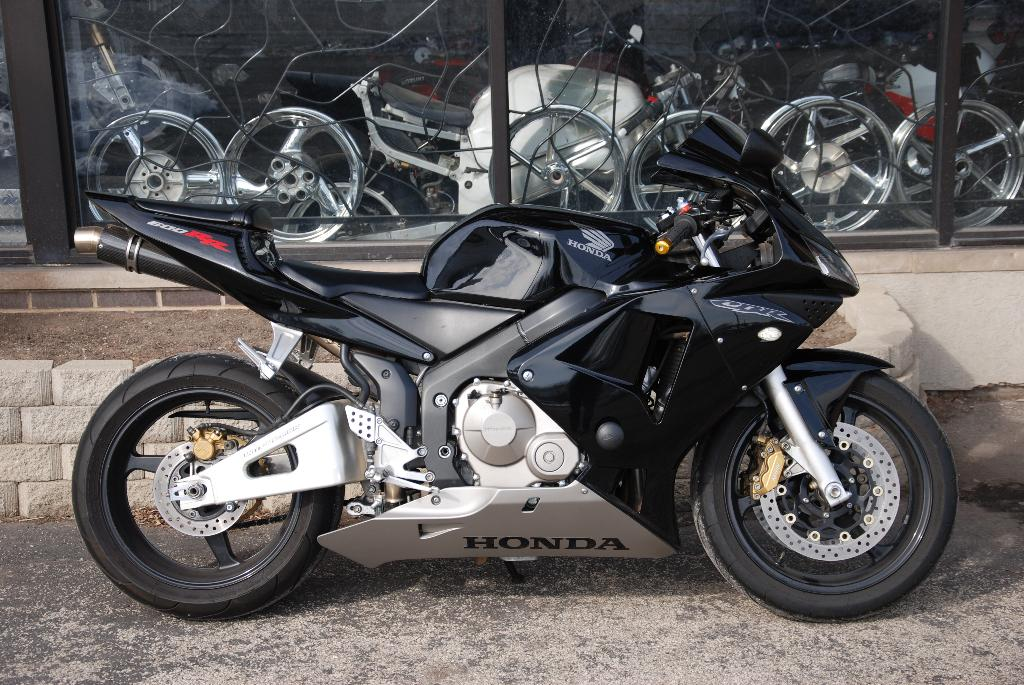 2003 Honda CBR600RR in Northlake, Illinois