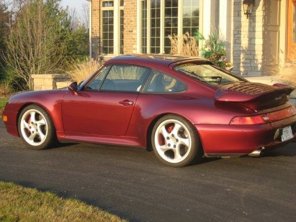 1996 Other Porsche 993 Turbo in Northlake, Illinois