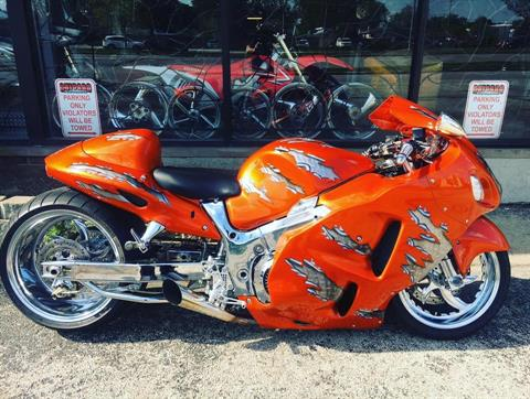 2007 Suzuki Hayabusa™ 1300 in Northlake, Illinois - Photo 1