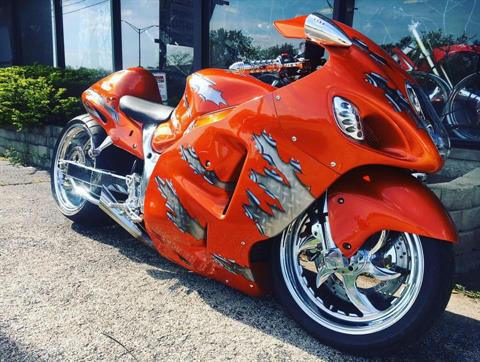 2007 Suzuki Hayabusa™ 1300 in Northlake, Illinois - Photo 2