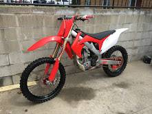 2010 Honda CRF®250R in Lapeer, Michigan