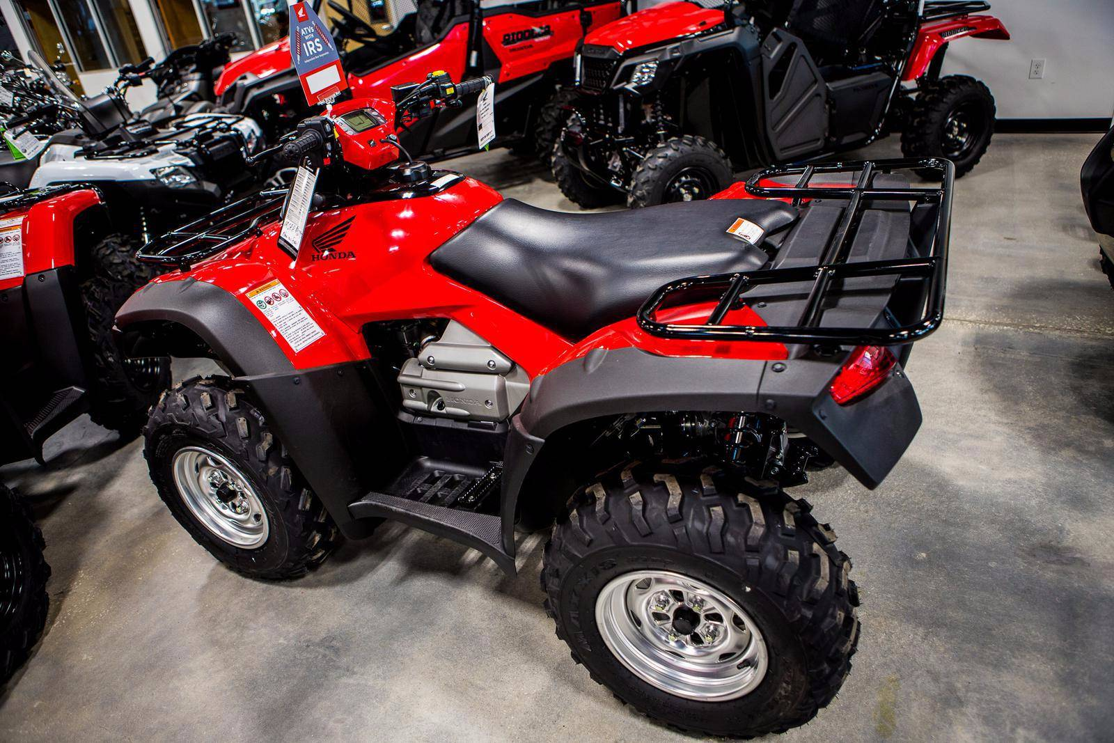 2018 Honda FourTrax Rincon in Lapeer, Michigan