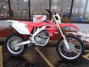 2016 Honda CRF250X in Lapeer, Michigan