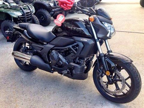 2014 Honda CTX700N DCT ABS in Lapeer, Michigan