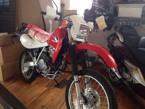 2015 Honda XR650L® in Lapeer, Michigan