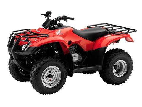 2016 Honda FourTrax Recon ES Red (TRX250TE) in Lapeer, Michigan - Photo 4