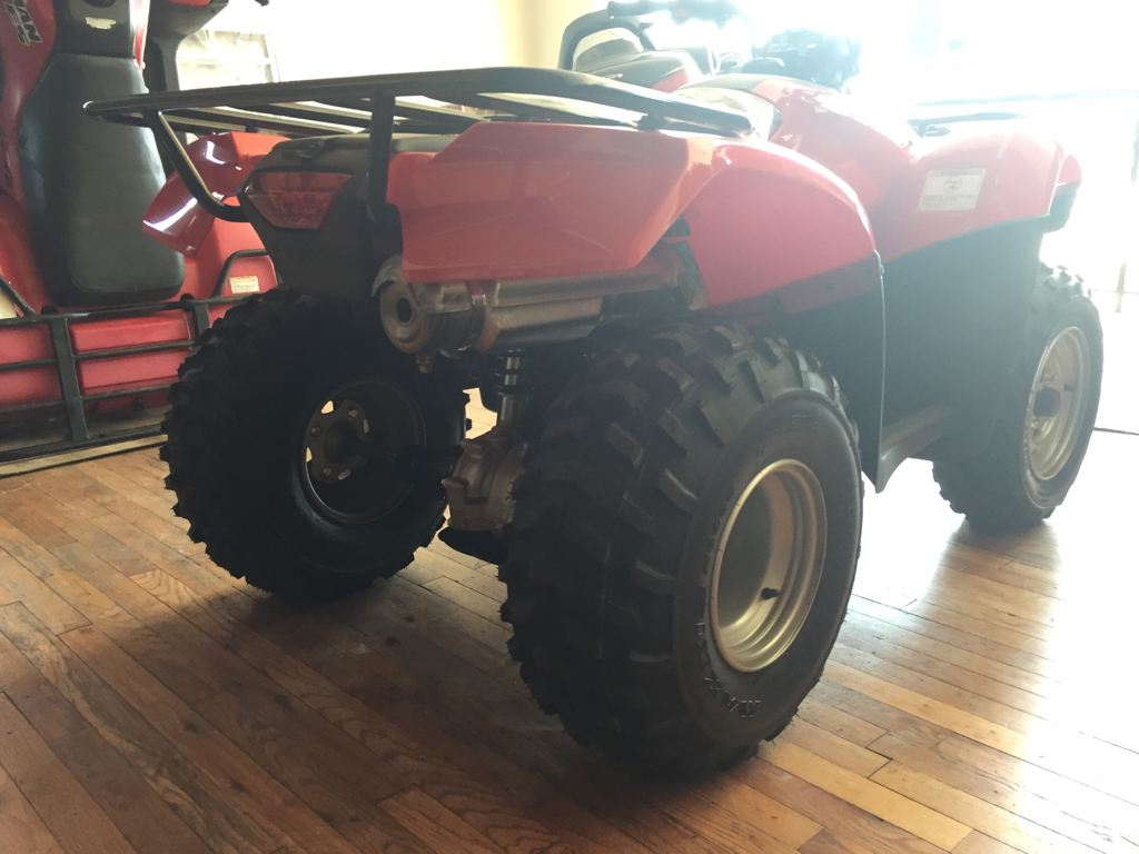 2016 Honda FourTrax Recon ES Red (TRX250TE) in Lapeer, Michigan