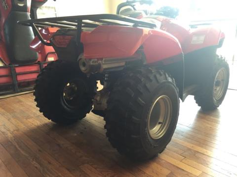2016 Honda FourTrax Recon ES Red (TRX250TE) in Lapeer, Michigan - Photo 2
